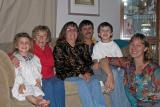 The Aquilini Family - Thanksgiving October 10, 2004