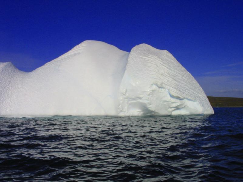 Molar Iceberg