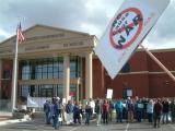 Iraq War Protesters in Pocatello Idaho DSCF0061.jpg