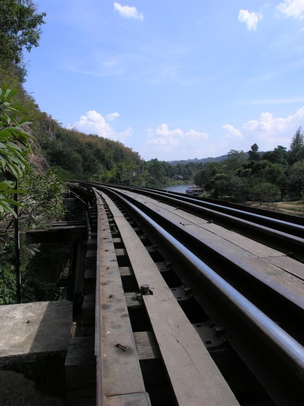 Death Railway - Wampo Viaduct