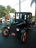 1922 Model T Ford middle door