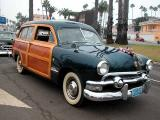 1951 Ford Wagon (Country Squire woodie)