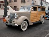 1936 Ford Wagon (woodie)