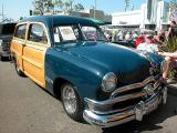 1950 Ford Country Squire woodie - Taken at the Belmont Shore 2003 Car Show