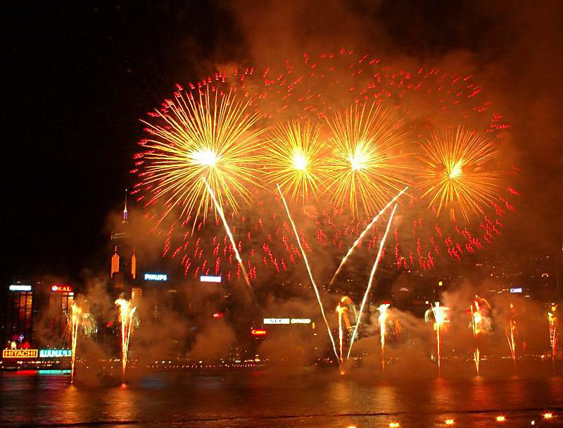 1Jul2002 Fireworks