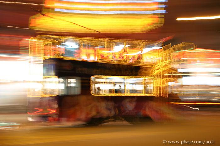 Tram Enlightened