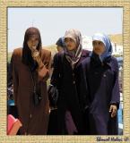 Beduine girls