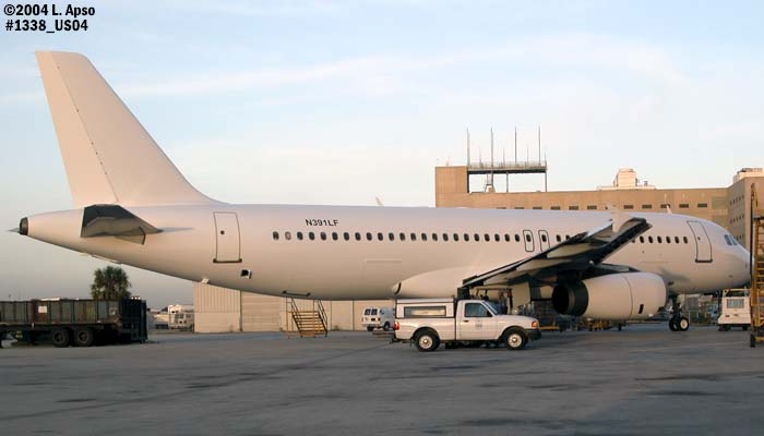 International Lease Finance Corporation A320-232 N391LF aviation photo #1338