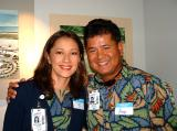 Aloha Captain Dave from Mr. & Mrs. Aloha Airlines!