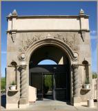 Porte Cochere of the El Conquistador Hotel