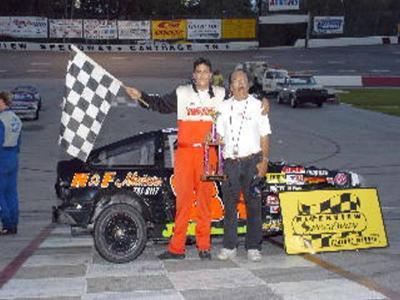 Nicholas Formosa Winner