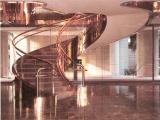 Boca Raton, USA. 1987 Monumental Staircase