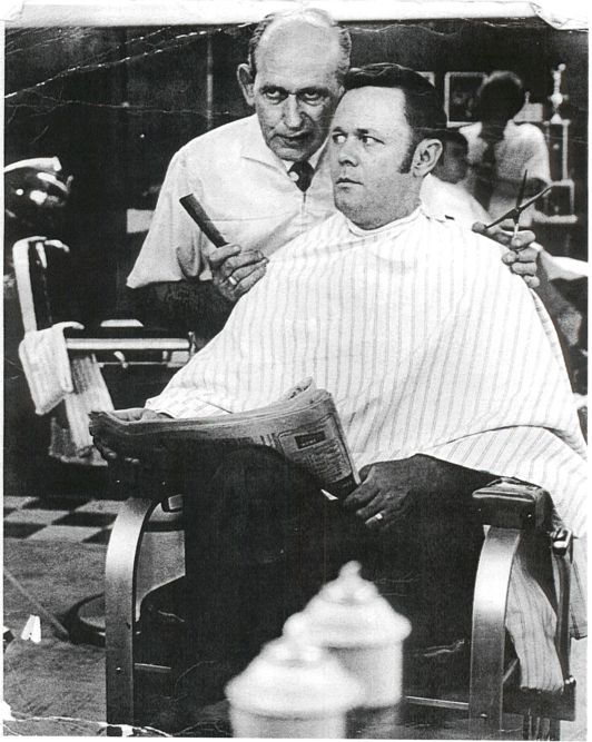 Clydes Music City Barbers