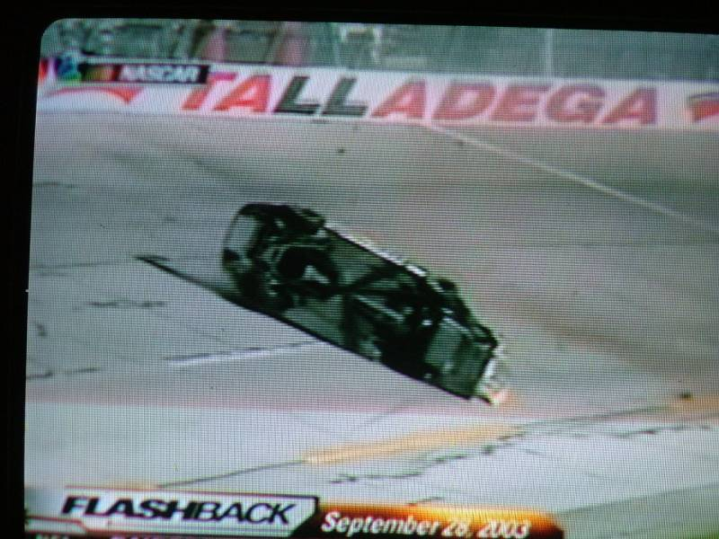 Talladega Superspeedway October 2004