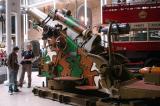 WWI heavy artillery, Imperial War Museum