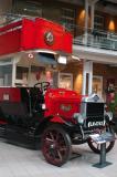 Bus used in Belgium during WWI, Imperial War Museum