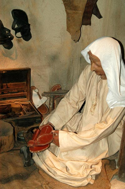 Cobbler, Bahrain National Museum