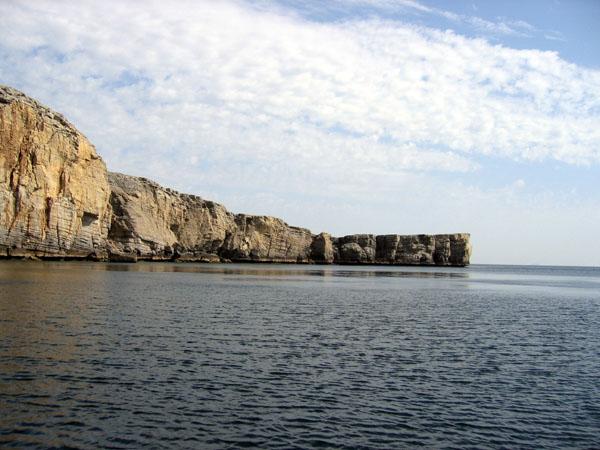 Eagle Bay, Abu Sir Island