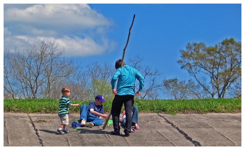 Boys ands Sticks_5851