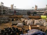Petco Park Construction