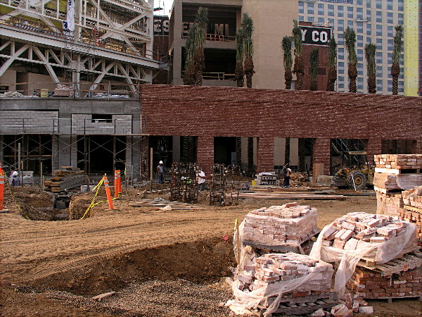 Petco Park Construction