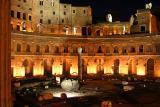 Near the Forum in Rome