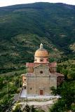 16th century church in Cortona