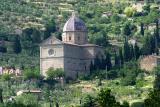 15th century church Cortona