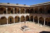 Courtyard at Assisi