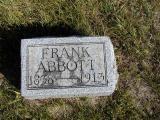 Abbott, Frank Section 2 Row 15