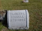 Bissell, Frances L. Section 2 Row 1