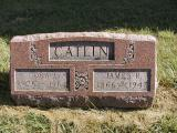 Catlin, James R. & Cora F. Section 5 Row 11