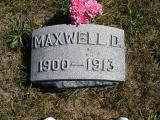 Miller, Maxwell D.Section 5 Row 11