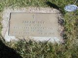 Ely, Abram (War of 1812) Section 2 Row 6