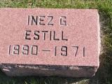 Estill, Inez G. Section 5 Row 2