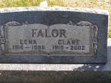 Falor, Lena & Clare Section 6 Row 3