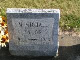 Falor, Michael Section 6 Row 3