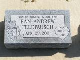 Feldpausch Ean Andrew Section 6 Row 3