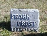 Frost, Frank Section 4 Row 16