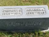 Hathaway, Fremont & Amanda Section 5 Row 6