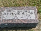 Lyon, Frank M. Section 5 Row 4