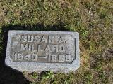 Millard, Susan A. Section 2 Row 14