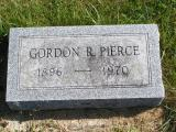 Pierce Gorden Section 6 Row 6
