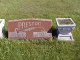 Preston, Frank & Pheobe Bennett Section 3 Row 19