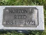 Reed, Norton J. Section 5 Row 2
