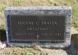 Shafer, Eugene.jpg Section 4 Row 10