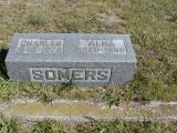Somers, Charles & Alma Section 1 Row 9