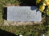 Topper, Nora Section 3 Row 6