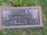 Townsend, Frank A.  Section 5 Row 4