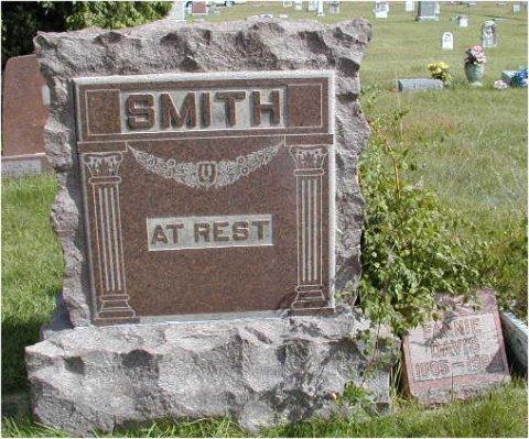 Smith, Fanny Section 3 Row 4